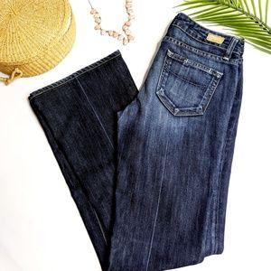 Paige Jeans Laurel Canyon Lowrise Bootcut Size 29
